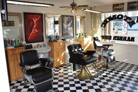 Atomic Barber Shop in Riverside